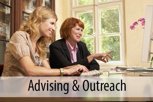 Advising and Outreach
